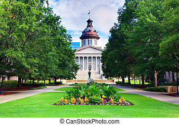 South Carolina State House - State House of South Carolina...