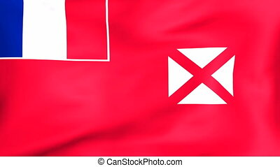 Flag Of Wallis and Futuna - Developing the flag of Wallis...