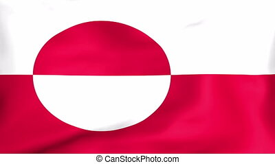 Flag Of Greenland - Developing the flag of Greenland