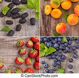Fresh fruit - Fruit collection