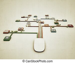 mouse connections