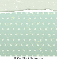 The retro grunge background with to