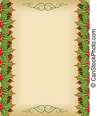 christmas design elements - The christmas holiday backgroud