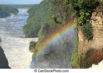 Murchison Falls NP, Uganda, Africa - Murchison Falls...