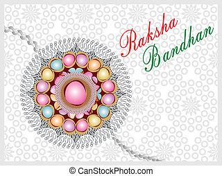 Raksha bandhan concept