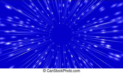 travel in universe,rays light time tunnel