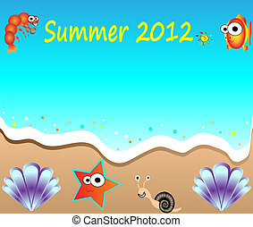 summer holiday bacground - summer holiday web and print...