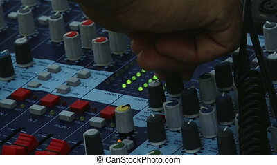 Audio mixer, technology