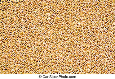 Mustard Seeds - Mustard seed background