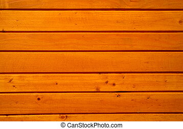 wooden boards orange