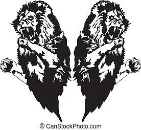 tattoo lions
