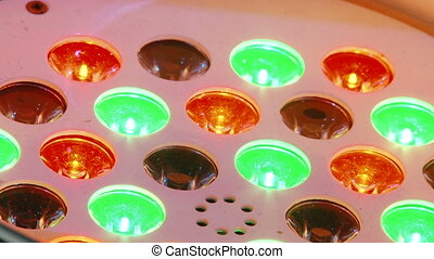 Stage light RGB - Stage light red green blue