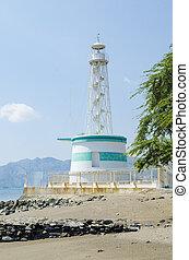 lighthouse in dili east timor, timor leste