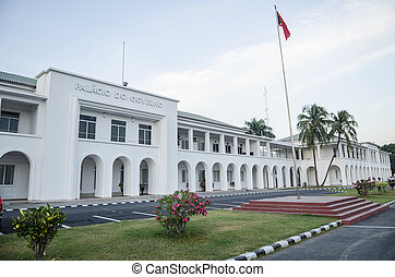 government house in dili east timor, timor leste