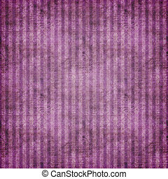 Shaded Purple Grungy Stripes - Grungy stripes in shades of...