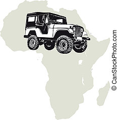 Africa offroad - Adbenture in Africa: Africa offroad