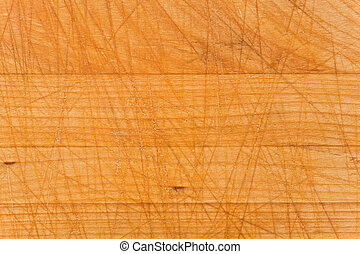 Wood Cutting Board - Background texture of wood cutting...