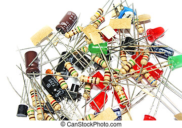 Electronic components - Electronics is the branch of...