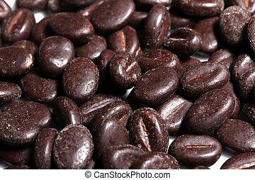 chocolate mocha beans