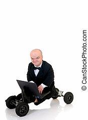 High speed internet surfing