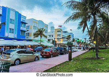 South Beach - HDR in South Beach