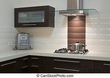 Kitchen luxury design - The new kitchen room