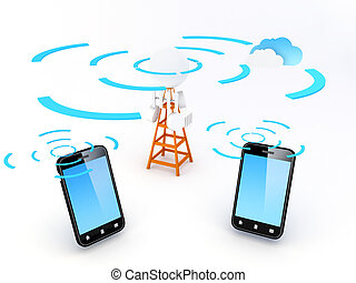 Cellular Network - A cellular network or mobile network is a...