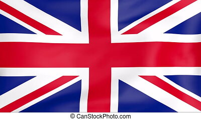 Flag Of United Kingdom - Developing the flag of United...