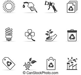 More Environment Icons