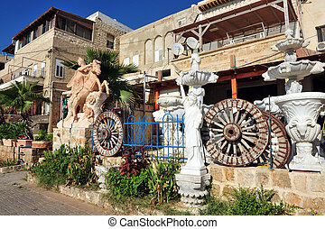 Travel Photos of Israel - Acer Akko - Christian Catholic...