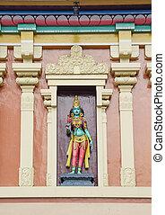 hindu temple in kuala lumpur malaysia