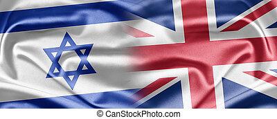 Israel and United Kingdom