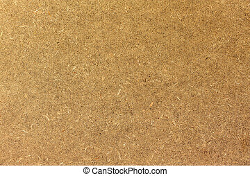 Compressed Sawdust Texture - Close up of a compressed...