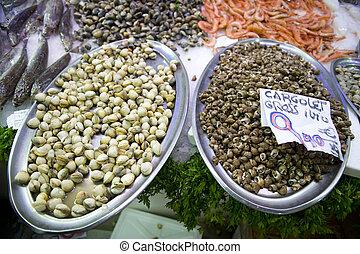 shellfish for sale