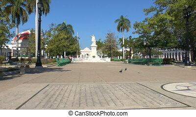 Statue of Jos? Mart?, Cienfuegos, Cuba