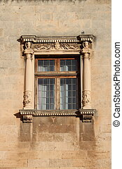 Renaissance window