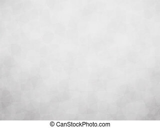 Light-gray cubic background - Abstract background for...