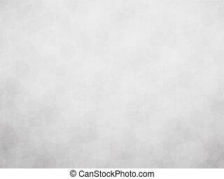 Light-gray, cubique, fond