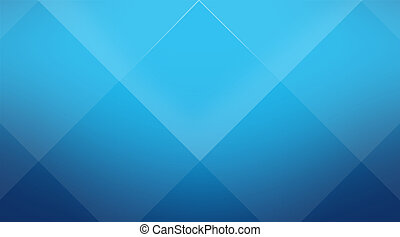 Blue cubic background Cuci - Abstract background for...