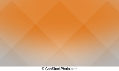 Orange-gray cubic background Cuci - Abstract background for...