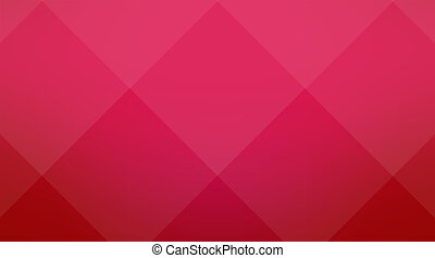 Red cubic background Cuci - Abstract background for...