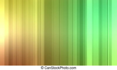 Green and yellow stripes - Moving green and yellow stripes