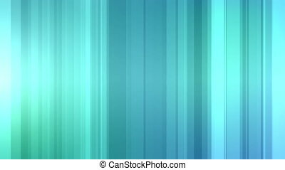 Blue and turquoise stripes - Moving blue and turquoise...