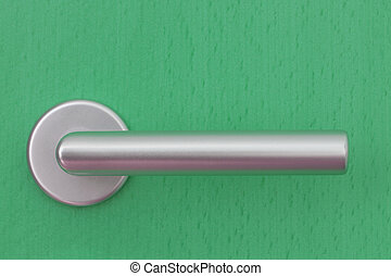 Doorhandle - With the door handle, the door is opened by the...