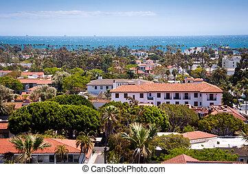 Santa Barbara - Downtown Santa Barbara