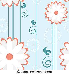 Flower Pattern Lines