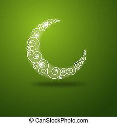 Ramadan Kareem - Eid Mubarak - Ramadan greeting card