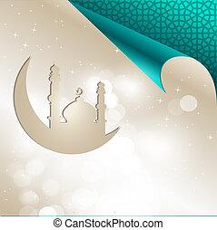 Ramadan, Kareem, -, Eid, Mubarak