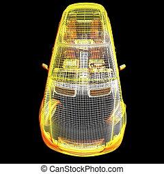 3d car model - 3d car model