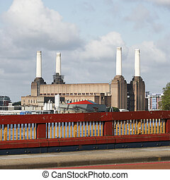 Battersea Power Station - London Battersea Powerstation,...